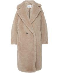 Max Mara - Ginnata Alpaca Wool Coat - Lyst