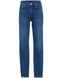 Citizens of Humanity - Glory Rocket Mid-rise Skinny Jeans - Lyst