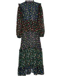 RIXO London Billie Maxi-dress - Multicolour