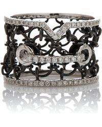 Colette - Mesh Ring - Lyst