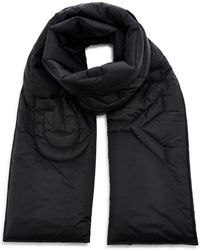 Givenchy Puffer Scarf - Black