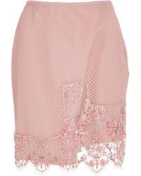 Madiyah Al Sharqi - Mini Skirt - Lyst