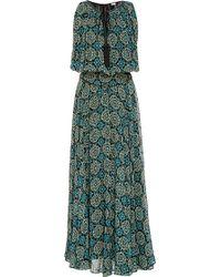 Talitha - Marissa Print Rosa Dress - Lyst