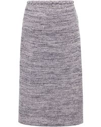 Bevza - Knitted Sweater Skirt - Lyst
