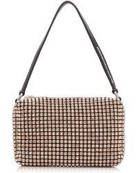 Alexander Wang Wangloc Medium Top Handle Bag - Pink