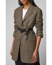 Isabel Marant - Lecce Leather Belt - Lyst