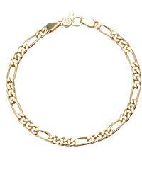 Tom Wood Figaro 9k Gold-plate Chain-link Bracelet - Metallic