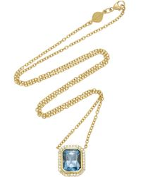 Jamie Wolf - London Blue Topaz Necklace - Lyst