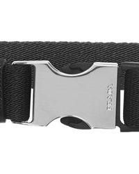 Prada Shell Belt - Black