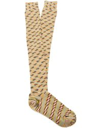 Missoni Striped Knit Socks - Multicolor