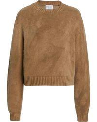 Cotton Citizen Lima Cashmere-cotton Sweater - Brown