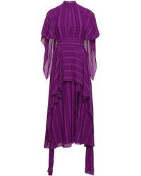 Prabal Gurung - Dabu Cape Dress - Lyst