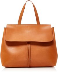Mansur Gavriel - Lady Leather Bag - Lyst