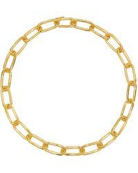 Sophie Buhai 18k Gold Vermeil Necklace - Metallic