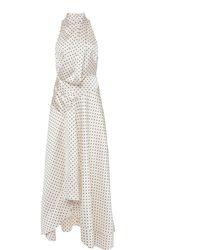 Acler Palmera Dress - White