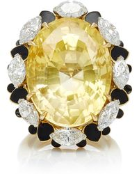 David Webb | One-of-a-kind Couture Ring | Lyst