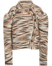 Ulla Johnson Matilde Knit Alpaca-blend Top - Multicolour