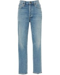 Citizens of Humanity - Olivia High-rise Slim-leg Jeans - Lyst