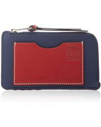 Loewe - Zip Card Case - Lyst
