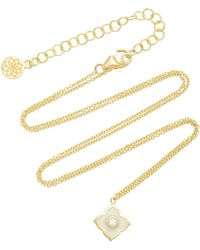 Amrapali - Panashri 18k Gold And Diamond Necklace - Lyst