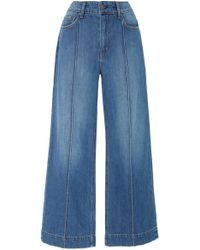 ei8ht dreams - Wide Leg Jean - Lyst
