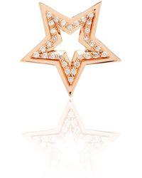 Kwiat - Single Shinging Star Earring - Lyst