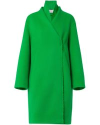 Dorothee Schumacher - Extravagant Volumes Virgin Wool Coat - Lyst