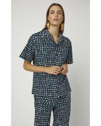 Marni Printed Cotton Pyjama Trousers - Green