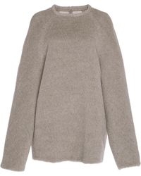 Martin Grant - Alpaca And Wool-blend Sweater - Lyst