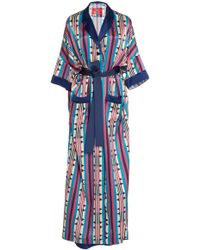 For Restless Sleepers | Eurinome Robe | Lyst