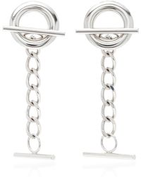 Monse - Long Cuff Link Earring - Lyst