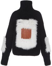 Tuinch - Turtleneck Sweater - Lyst