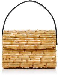Glorinha Paranagua - Milano Bamboo Tote - Lyst