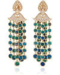 Marina B - Opal Pampilles Earrings - Lyst