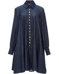 Houghton Taryn Dress - Blue