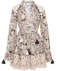 Alexis - Persia Mini Dress - Lyst