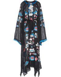 MARCH11 Astrid Maxi Dress - Black