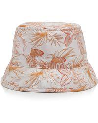 Anna Sui - Fern Jacquard Hat - Lyst
