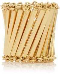 Karma El Khalil - Linea 18k Gold Ring - Lyst