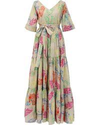 All Things Mochi Maliha Dress - Multicolour