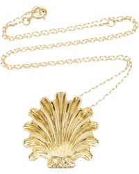 Bia Daidone - Shell Necklace - Lyst