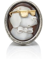 Amedeo - One-of-a-kind Cooper Ring - Lyst