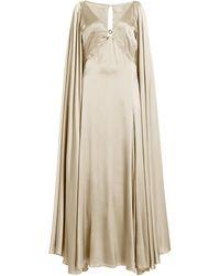 Cult Gaia Shaine Gown - White