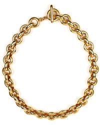 Ben-Amun Gold-plated Necklace - Metallic