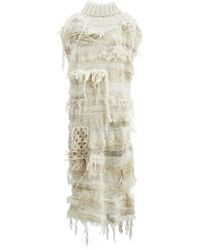 Tuinch - Turtleneck Jumper Dress - Lyst