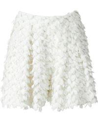 ANOUKI - Petal Shorts - Lyst