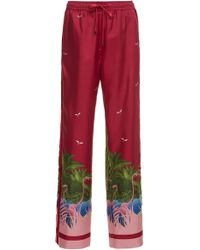 F.R.S For Restless Sleepers - Ettore Printed Pyjama Pant - Lyst