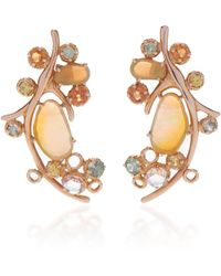 Federica Rettore - Nodo D'amore Earrings - Lyst