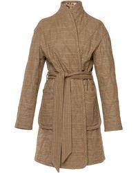 Lena Hoschek Comfort Zone Reversible Quilted Cotton Jacket - Multicolour