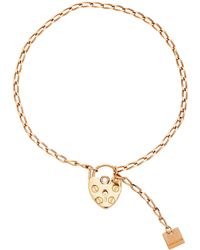 Ginette NY - Providence 18k Rose Gold Bracelet - Lyst